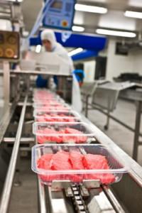 Pakowanie produktów mięsnych