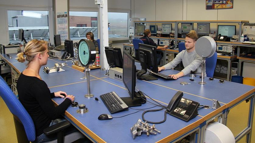 Laboratorium kalibracja ciśnienia