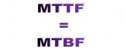 MTTF, MTBF