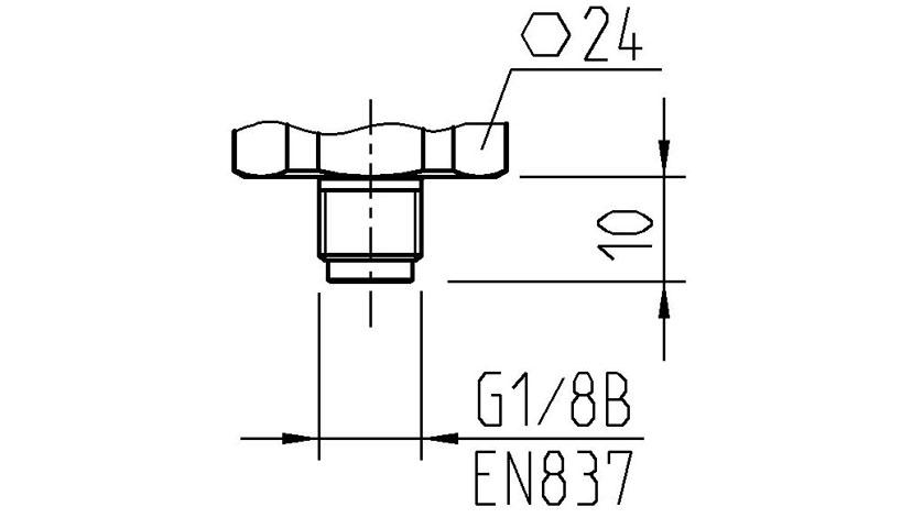 G1/8 EN837