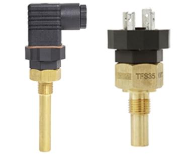 Bimetaliczny przełącznik temperatury TFS35