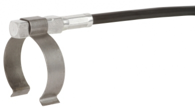 Termometr opaskowy