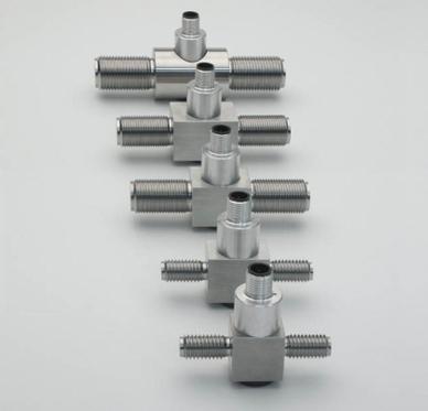 Przetworniki siły F2301 są odpowiednie do pomiaru siły w napędach liniowych