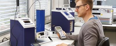Kalibracja termometrów (np. termopary)