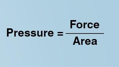 Wzór na obliczenie ciśnienia