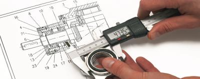 kalibracji przyrządów do pomiaru długości