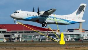 Czujnik siły: W celu zwiększenia czystszego transportu lotniczego
